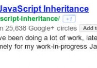 如何在google搜索自己的博客时显示自己的照片