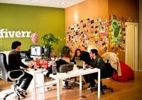 fiverr.com网站再获1500万美元融资