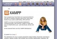 使用XAMPP搭建WordPress模板制作的本地环境