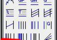 上证月线的江恩比例线分析