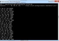 抓取可用的代理IP