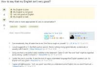 我英语很差英文怎么说