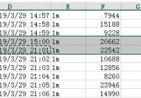 关于期货的回测数据