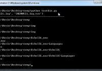 python常用代码(一)